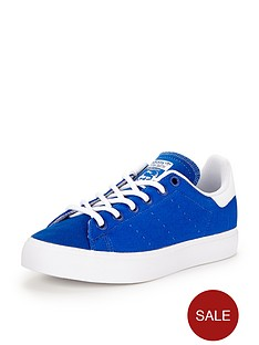 adidas-originals-stan-smith-vulc-junior-trainers