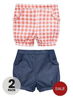 ladybird-baby-girls-denim-woven-shorts-2-pack