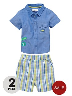 ladybird-baby-boys-3-piece-chambray-set