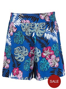 freespirit-girls-hawaiian-printed-culottes