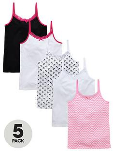 freespirit-girls-lace-trim-vests-5-pack