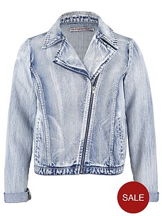 freespirit-girls-bleached-out-denim-biker-jacket