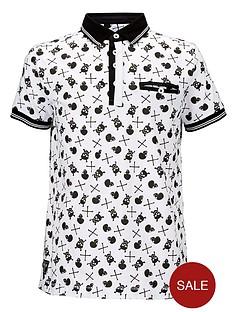 demo-boys-all-over-skull-print-polo-shirt