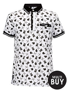 demo-boys-all-over-skull-print-polo-shirt