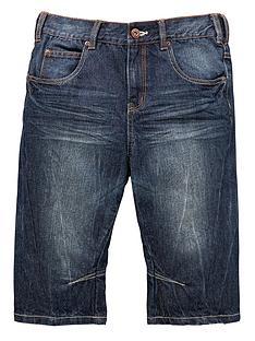 demo-twisted-denim-shorts