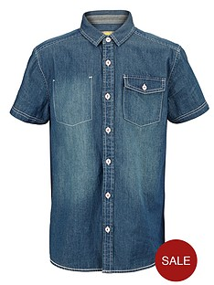 demo-boys-short-sleeve-denim-shirt