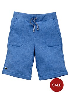 lacoste-sweat-shorts