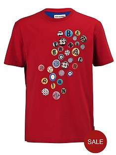 ben-sherman-button-print-t-shirt
