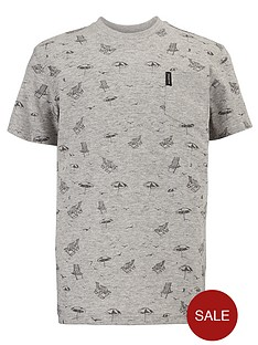 ben-sherman-deckchair-print-t-shirt