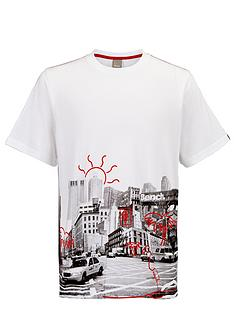 bench-city-graphic-t-shirt