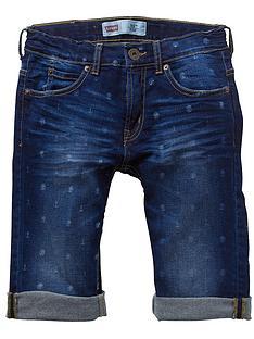 levis-skull-shorts