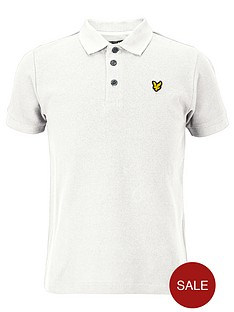 lyle-scott-classic-polo-top