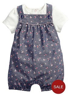 mamas-papas-2-piece-t-shirt-and-dungaree-set
