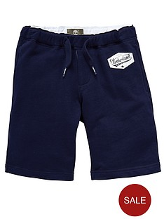 timberland-fleece-shorts