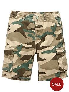 animal-camo-cargo-shorts