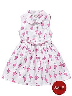 pumpkin-patch-girls-flamingo-print-dress