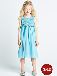 ladybird-girls-crochet-chiffon-dress