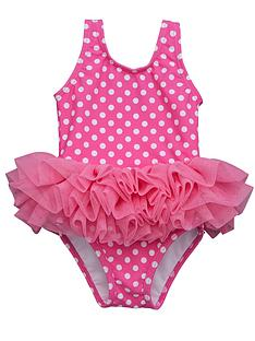 ladybird-baby-girls-pink-spot-tutu-swimsuit
