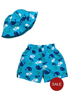 ladybird-baby-boys-aop-board-short-and-matching-hat