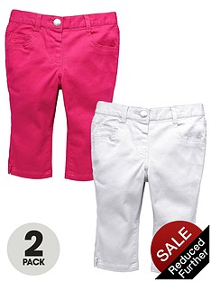 ladybird-girls-cropped-jeans-2-pack