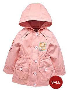 ladybird-girls-canvas-parka