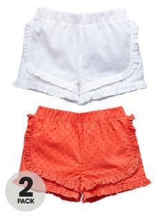 ladybird-girls-dobby-woven-shorts-2-pack