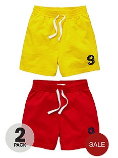 ladybird-boys-bright-jersey-shorts-2-pack