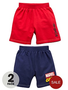 marvel-boys-mix-and-match-avengers-shorts-2-pack