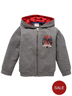 spiderman-boys-mix-and-match-zip-through-hoodie