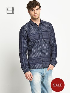 replay-mens-denim-printed-long-sleeve-shirt