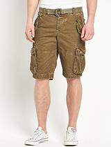 Mens Core Heavy Cargo Shorts