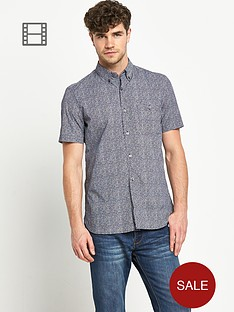 french-connection-mens-print-short-sleeve-shirt