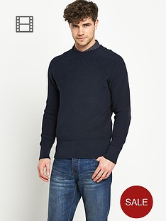 french-connection-mens-rib-crew-neck-jumper