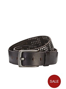 police-mens-studded-belt