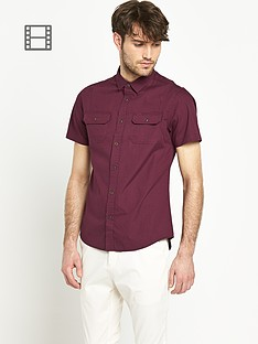 goodsouls-mens-short-sleeve-poplin-shirt