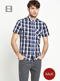 goodsouls-check-short-sleeve-shirt
