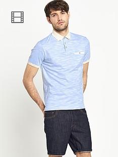 goodsouls-mens-short-sleeve-jersey-slub-polo-top