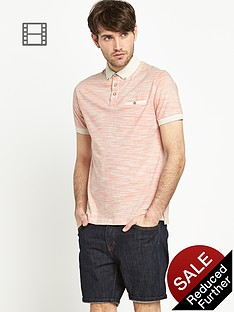 goodsouls-mens-short-sleeve-slub-polo-top