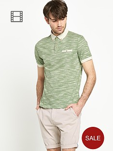 goodsouls-mens-short-sleeve-jersey-slub-polo-top