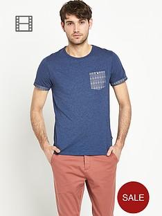 goodsouls-mens-crew-t-shirt-with-denim-pocket