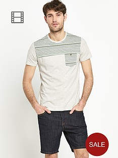 goodsouls-mens-jacquard-short-sleeve-all-over-t-shirt