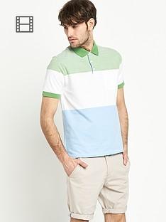 goodsouls-pique-colour-block-polo-shirt