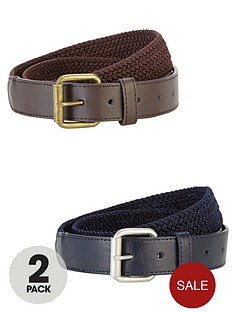 mens-weave-belts-2-pack