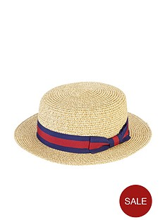 mens-straw-boater-hat
