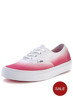 vans-authentic-trainers-pinkwhite