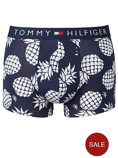 tommy-hilfiger-mens-pineapple-print-trunks