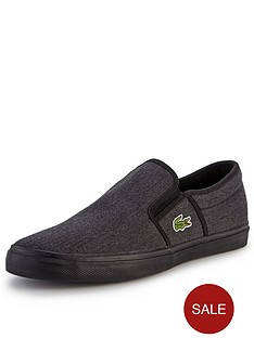 lacoste-gazon-sport-slip-on-plimsolls