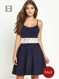 club-l-crochet-waist-dress
