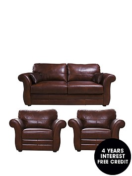 vantage-leather-3-seater-sofa-plus-2-armchairs-set-buy-and-save