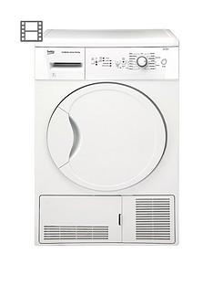 beko-dcu7230w-7kg-load-sensor-condenser-dryer-white-next-day-delivery